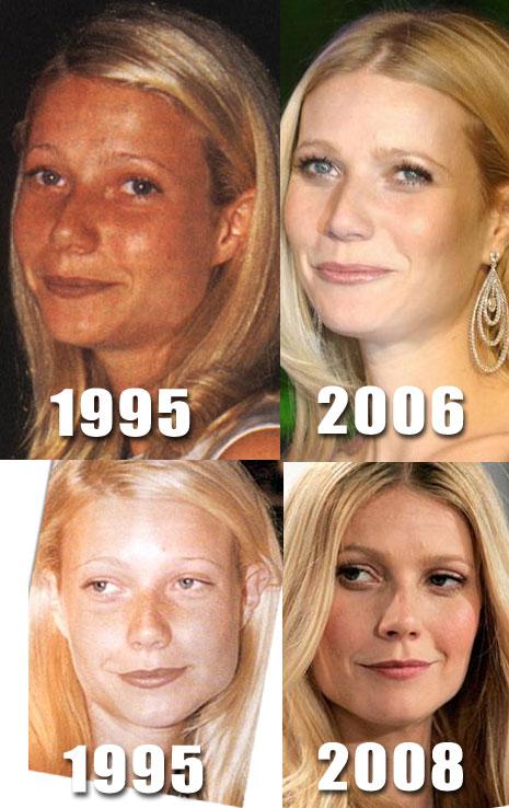 Gwyneth Paltrow – non è perfetta come sembra